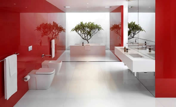Bathroom Design Ideas with Modern Minimalist Style by Ian Moore_image