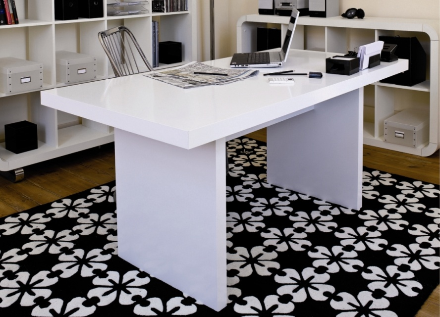 Perth white dining table dining tables go modern for Affordable furniture perth
