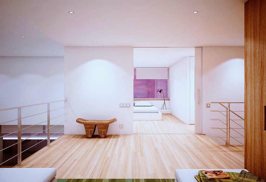 Wood in modern interiors_image