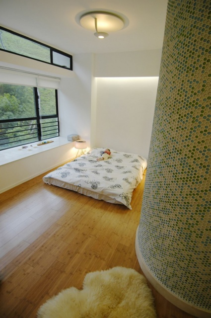 Cheerful Apartment in Hong Kong_image