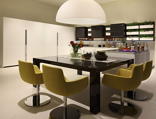 Versatile Kitchen Design by Salvarini Kitchen – Highteak_image