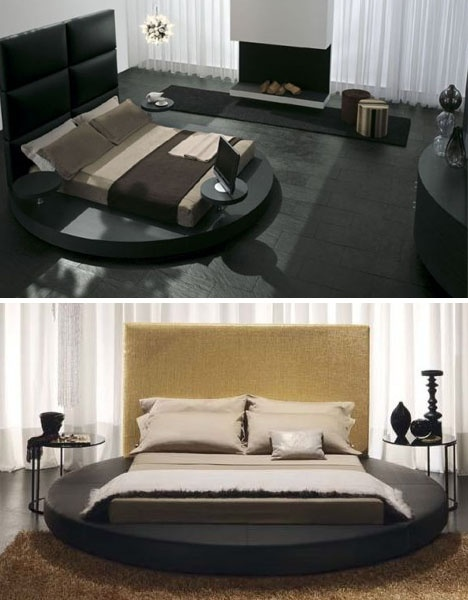 Beds in Bedrooms: Furniture Pictures Set in Real Spaces_image