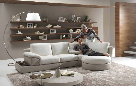 Living Room Styles 2010 by Natuzzi_image