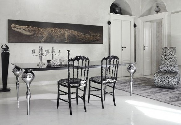 Georgeous Luxury Dining Rooms_image
