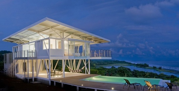 Eco Friendly Beach House in Costa Rica_image