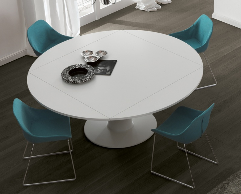 Round Extending Dining Tables Uk Images Small