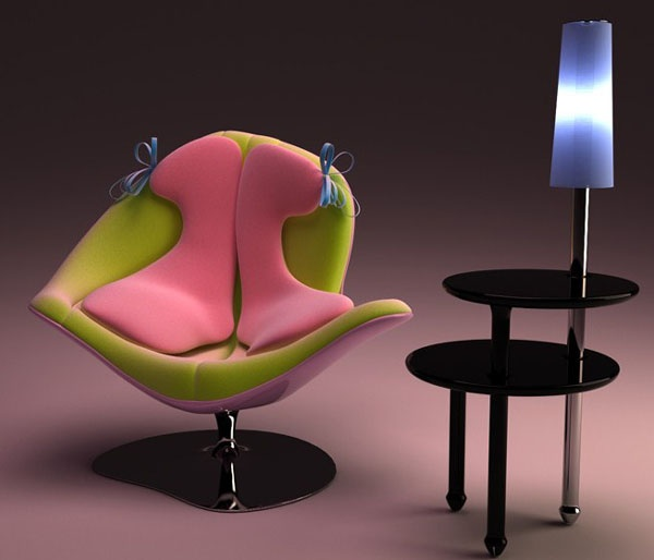 Chair by Italo Rota for Meritalia_image