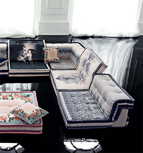 Couture Furniture from Roche Bobois_image