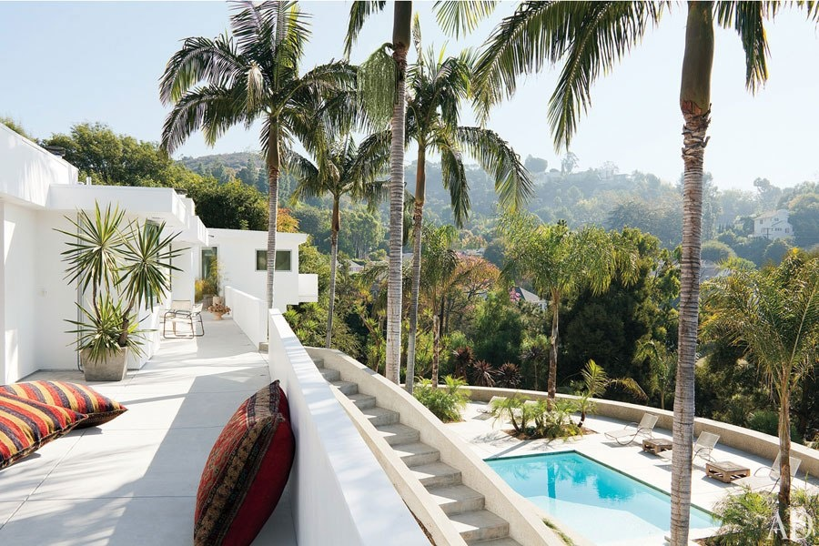 Hollywood Home of the Maroon 5 Front Man_image