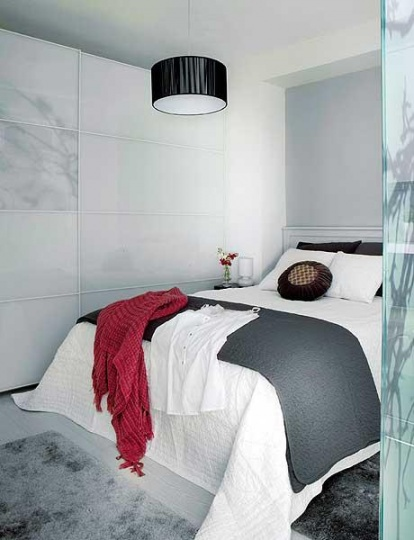 Thoughtful Interior Design of a Small 40 Square Meter Apartment_image
