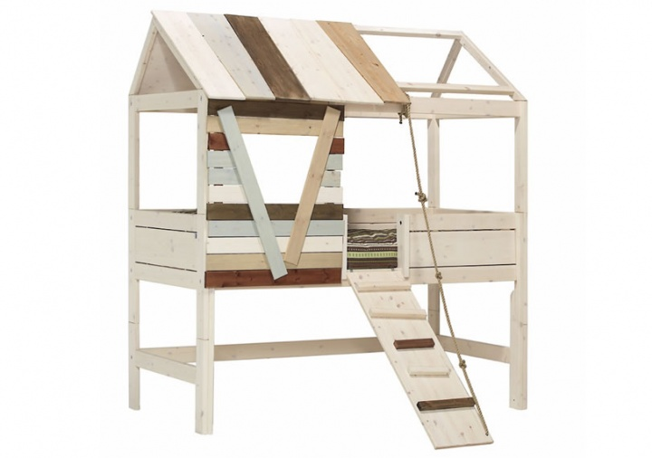 Treehouse bed four poster beds kids rooms findmefurniture for Treehouse toddler bed