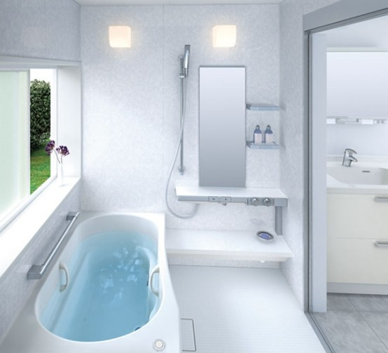 Small Bathroom Layouts by TOTO_image