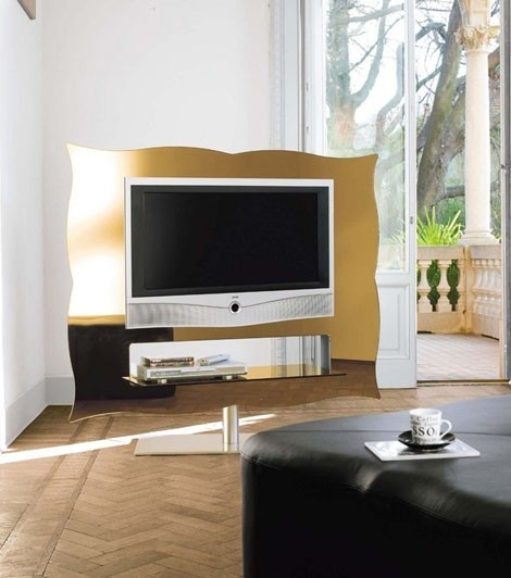 TV Swivel Stand from Emmei - modern Teatronuovo stand_image