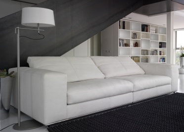 Dolce Vita Leather Sofa _main_image