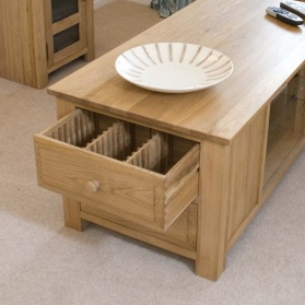Nevada coffee table/tv unit with cd/dvd storage_main_image