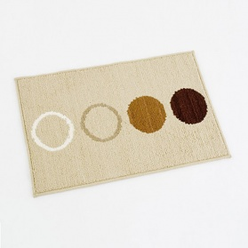 Wash Circles Doormat