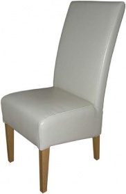 Nevada Cream Dining Chair