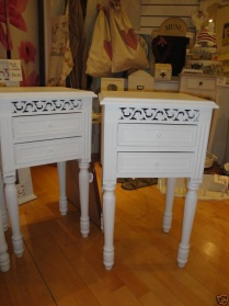 Bella Two Drawer Bedside Table - A PAIR_main_image