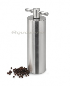 Pepper mill - stainless steel with ceramic grinder