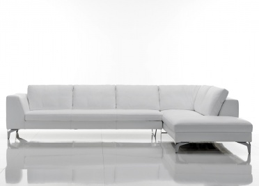 Glamour Leather Corner Sofa