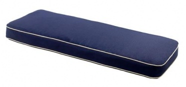 2 Seater Bench Cushion - Midnight Blue_main_image