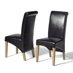 Winslow Rollback Black Chair_main_image