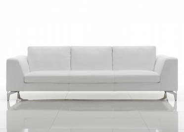 Glamour Leather Sofa _main_image