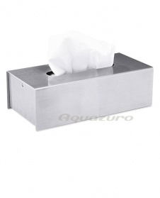 Kleenex box - stainless steel - Zack Puro
