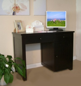 Kudos Single Pedestal Computer Desk