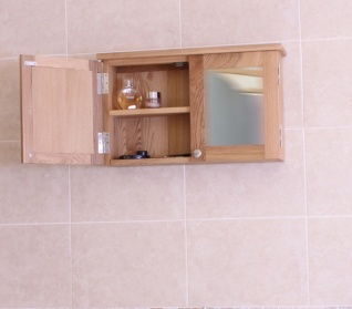 Bradley Wall Bathroom Cabinet