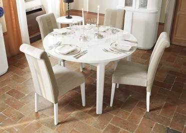 Curvato Extending Dining Table _main_image