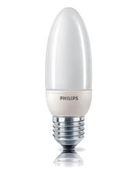 Philips Softone candle energy saving bulb _main_image