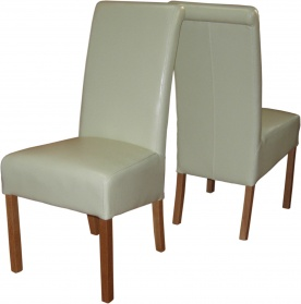 Sophie Cream dining chair