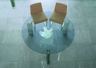 Bonaldo Laud Round Dining Table