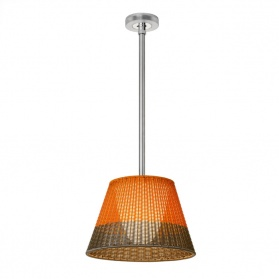 Flos - Romeo Outdoor Ceiling Light Woven 80cm_main_image