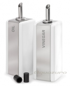Oil and Vinegar set - stainless steel - Blomus RAM_main_image