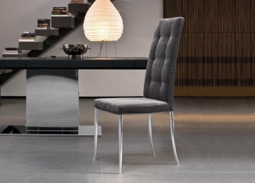 Bonaldo Ivana Upholstered Dining Chair _main_image