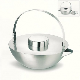 Blomus Asia teapot with strainer