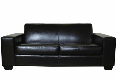Nelson 3-seater Leather Sofa
