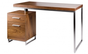 Reversible desk and drawers walnut_main_image