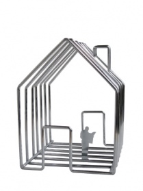 Wirehouse magazine rack chrome_main_image