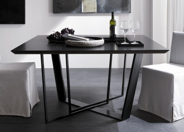 Bimax Criss Cross Square Dining Table _main_image