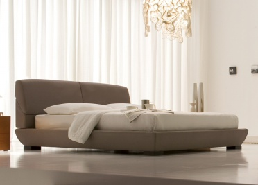 Flare Upholstered Bed _main_image