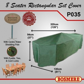 Garden Furniture Cover - 8 Seater Rectangular_main_image