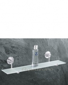 Bathroom shelf - stainless steel - Zack MARINO
