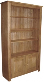 Nevada Double Bookcase_main_image