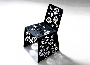 Roses Dining Chair _main_image