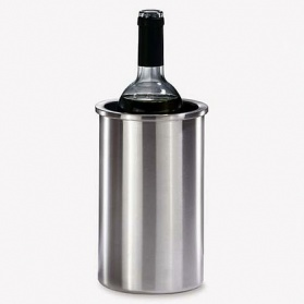 Zack Filio stainless steel wine bottle cooler_main_image