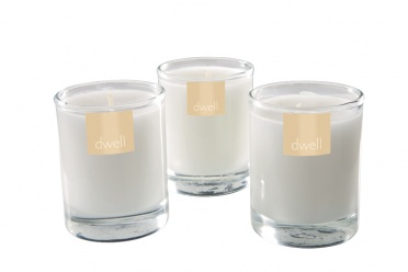 Tamis scented votive candle set of 3