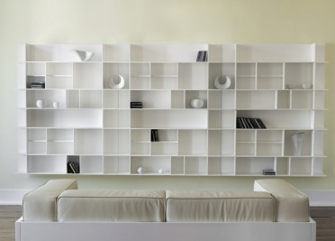 Panorama Bookcase/Wall Unit